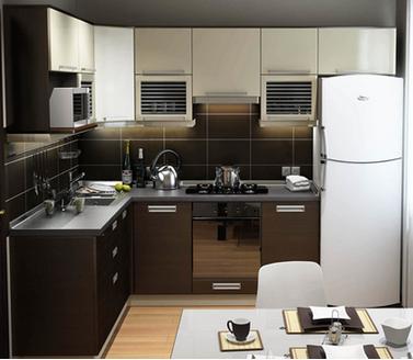 модульная кухня юнита 06
